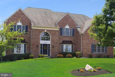 Jamison Single Family Home For Sale: 2303 Baldwin Lane