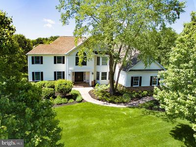 Doylestown Single Family Home For Sale: 4724 Essex Drive