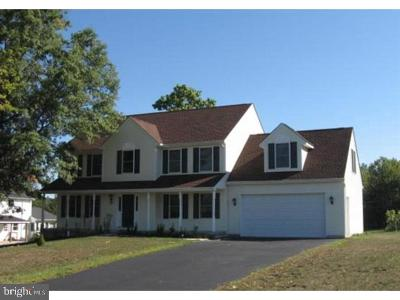 Bucks County Single Family Home For Sale: 243 Crest Drive