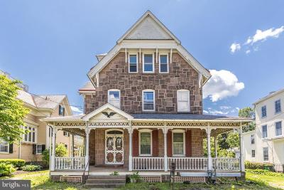 Bucks County Single Family Home For Sale: 318 E Washington Avenue