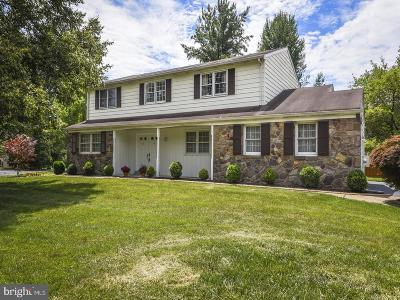 Bucks County Single Family Home For Sale: 1075 Victory Drive