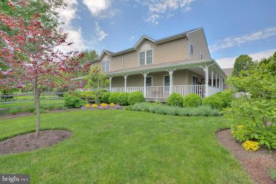 Bucks County Single Family Home For Sale: 4865 Stump Road