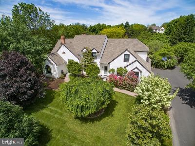 Bucks County Single Family Home For Sale: 4680 Derby Lane