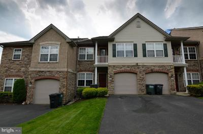 Bucks County Townhouse For Sale: 3 Dukes Way
