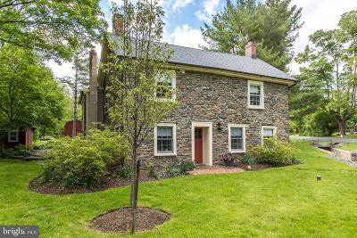 Bucks County Single Family Home For Sale: 4595 Curly Hill Road