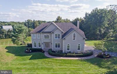 Bucks County Single Family Home For Sale: 3680 Lexington Drive