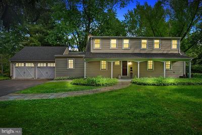 Doylestown Single Family Home For Sale: 910 Limekiln Road