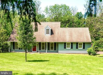 Newtown Single Family Home For Sale: 560 Mud Road