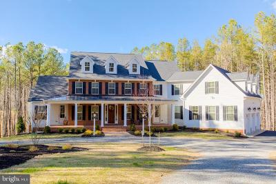 Single Family Home For Sale: 6016 Stovers Mill Road