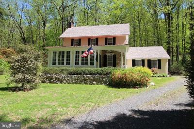 Bucks County Single Family Home For Sale: 4627 Upper Mountain Road