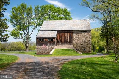 Bucks County Farm For Sale: 1467 Chestnut Ridge Road