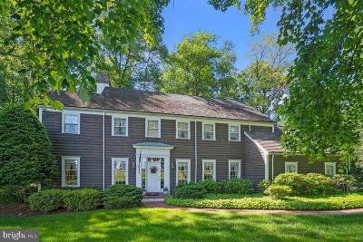 Bucks County Single Family Home For Sale: 5572 Long Lane