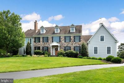 Newtown Single Family Home For Sale: 4 Colts Neck Drive