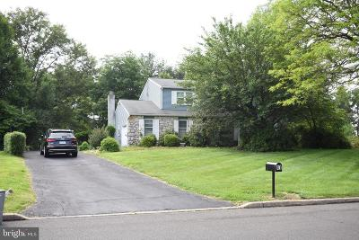 Richboro Single Family Home For Sale: 41 Poplar Drive