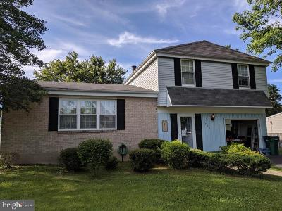 Bensalem Single Family Home For Sale: 4740 Lanfair Place