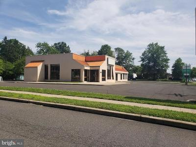 Bucks County Commercial For Sale: 435 York Road