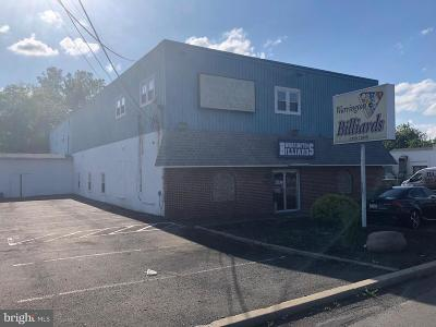 Bucks County Commercial For Sale: 382 Easton Road