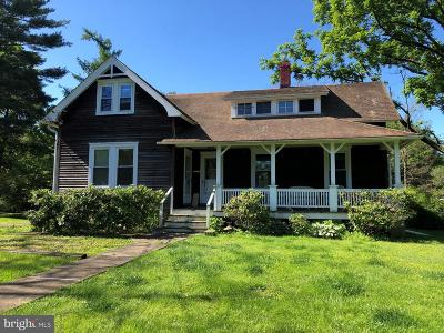 Bucks County Single Family Home For Sale: 1066 Washington Avenue