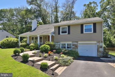 Newtown Single Family Home Under Contract: 431 Merion Drive