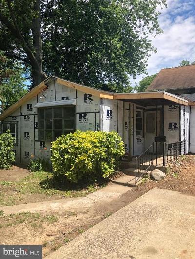Bucks County Single Family Home For Sale: 316 Harper Avenue