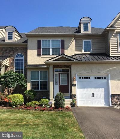 Bucks County Townhouse For Sale: 3269 Brookside Drive