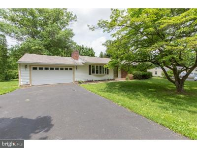 Doylestown Single Family Home For Sale: 184 Cherry Lane