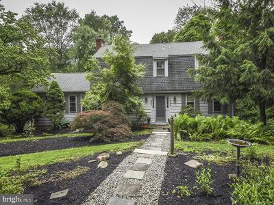 Doylestown Single Family Home For Sale: 1090 Pebble Hill Road