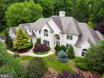 Bucks County Single Family Home For Sale: 5520 Pin Oak Drive