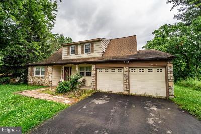 Bucks County Single Family Home For Sale: 3037 Bristol Road