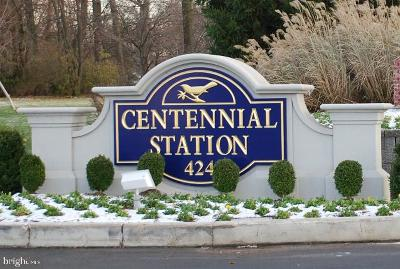 Bucks County Condo For Sale: 7408 Centennial Station