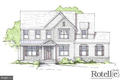Bucks County Single Family Home For Sale: Upper Rocky Dale Road