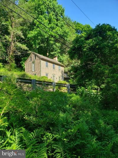 Bucks County Single Family Home For Sale: 245 River Road