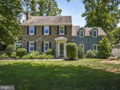 Yardley Single Family Home For Sale: 57 Black Rock Road