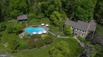 Bucks County Single Family Home For Sale: 2918 Ash Mill Road