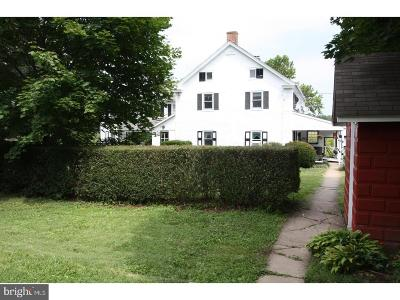 Bucks County Single Family Home For Sale: 147 Township Line Road