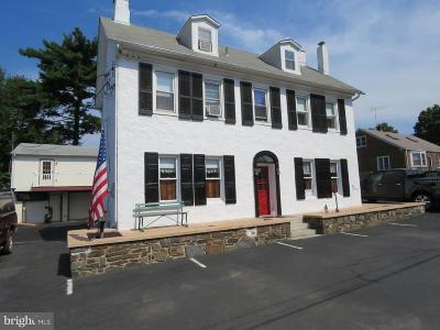 Bucks County Commercial For Sale: 1662 Hulmeville Road