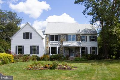 Bucks County Single Family Home For Sale: 3545 Lakeview Circle