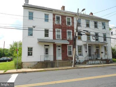Bucks County Townhouse For Sale: 54 N Main Street