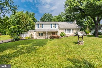 Bensalem Single Family Home For Sale: 4470 Yates Road