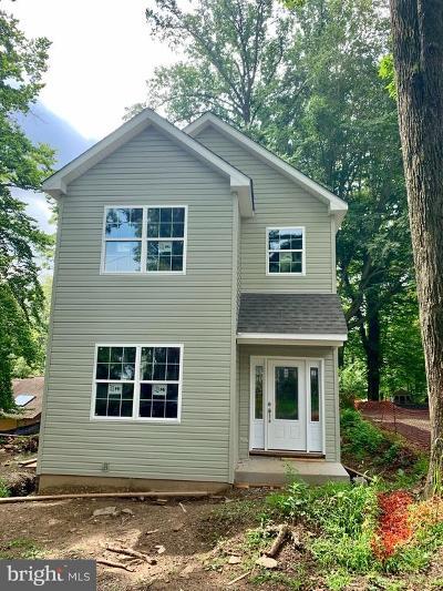 Bucks County Single Family Home For Sale: 1241 Ridge Road