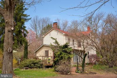Doylestown Single Family Home For Sale: 3234 Durham Road