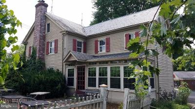 Bucks County Single Family Home For Sale: 301 W Butler Avenue