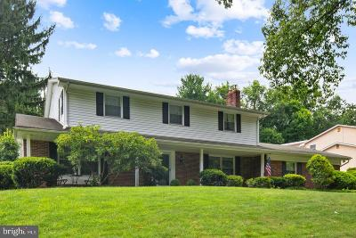 Yardley Single Family Home For Sale: 1171 University Drive