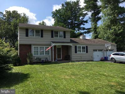 Bucks County Single Family Home For Sale: 1107 Roeloffs Road