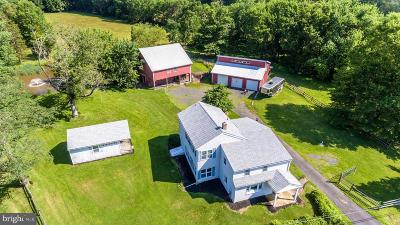 Bucks County Farm For Sale: 1460 Fennel Road