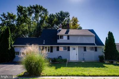 Bucks County Single Family Home For Sale: 6 Ice Pond Road