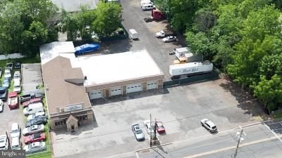 Bucks County Commercial For Sale: 535 W Bridge Street