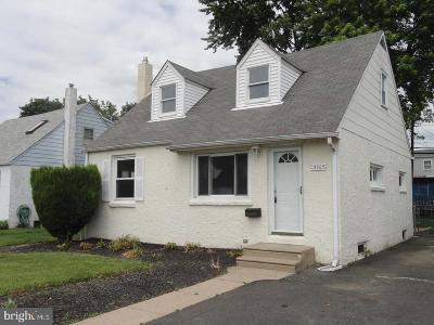 Bristol Single Family Home For Sale: 3505 Dixon Avenue