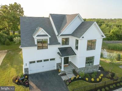 Bucks County Single Family Home For Sale: Lot 20 Ryan's Mill Rd.