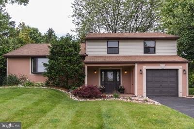 Bucks County Single Family Home For Sale: 27 Heather Road